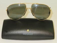 Carrera MOVADO, Germany 7002, Prescription Bifocal Aviator Sunglasses w/ Case
