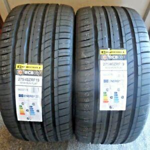 NEW 275 40 19  Churchill  Runflat Tyres   275/40/R19 2754019