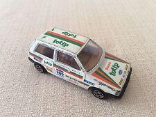 MODELLINO AUTO FIAT UNO MODELLO TOTIP SAVARA SCALA 1/43 BBURAGO MADE IN ITALY