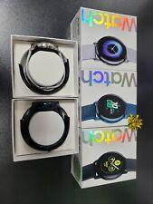 Samsung Galaxy Watch Active SM-R500NZKATT 1.1in. 40mm Smartwatch - Silver (NEW)