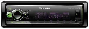 Pioneer MVH-S520BT MP3-Autoradio mit Bluetooth USB iPod AUX-IN