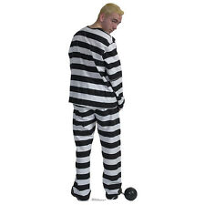 PRISONER WITH BALL AND CHAIN Lifesize CARDBOARD CUTOUT Standup Standee Poster
