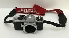 Spares Or Repairs.Pentax ME Super Camera Body Lever Jammed