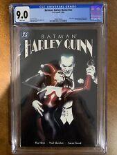 BATMAN: HARLEY QUINN #[nn] - CGC 9.0 - Alex Ross - 1999 - 1st Harley -1st Print