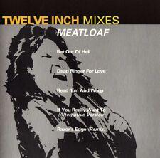 MEAT LOAF   Twelve Inch Mixes   5 track  CD  1993  Austria EU   Epic