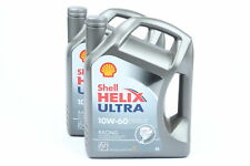 Shell aceite del motor Helix Ultra Racing 6 litro 10w60 API SN Acea A3/b3 A3/