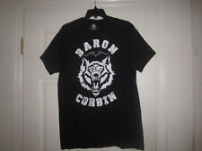 ADULT WWE BARON CORBIN T SHIRT WRESTLING TEE RIPPLE JUNCTION LONEWOLF NXT LARGE
