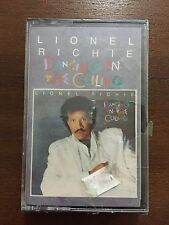 LIONEL RITCHIE DANCING ON THE CEILING -K7 CASSETTE TAPE CINTA - NEW SEALED NUEVA