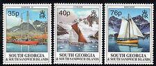 South Georgia MNH 1995 Sailing Ships