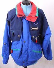 Schoffel Snow Power Gore-Tex Vtg Winter Skiing Zip Snap Jacket Coat Men's 40R
