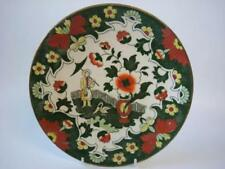 Antique Original Staffordshire Pottery Dinner Plates