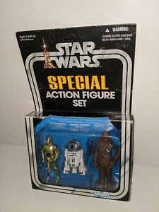 STAR WARS-VINTAGE COLLECTION-SPECIAL ACTION FIGURE ANDROID SET-TARGET EXCLUSIVE!