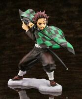 Anime Demon Slayer: Kimetsu no Yaiba Kamado Tanjirou PVC Action Figure Toy Gift