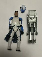 CLONE TROOPER (with Quad Cannon) The Legacy Collection #16, 2008