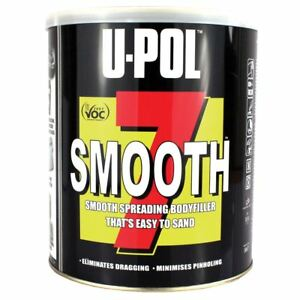Upol Smooth 7 Easy Sand Body Filler 3L UPOL 3 Litre Smooth 7