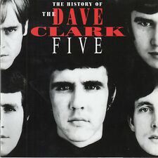 THE DAVE CLARK FIVE The History Of  2CD DС5 New Sealed