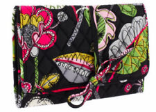 NEW VERA BRADLEY MOON BLOOMS ALL WRAPPED UP JEWELRY ROLL CASE - NWT