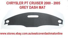 DASH MAT, GREY DASHMAT,DASHBOARD COVER FIT CHRYSLER PT CRUISER 2000 - 2005, GREY