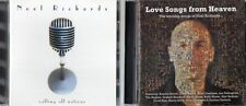 Noel Richards, Love Songs From Heaven & Calling All Nations, 2 Separate CDs, New
