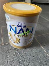 NESTLE SUPREME 2 NAN 800GR Follow On Milk, Sealed, BBE 07/21