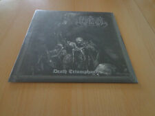 Setherial-Death Triumphant 12'' Vinyl LP Regain Records 2006 Still Sealed Marduk