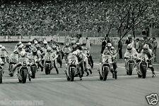 Freddie Spencer Fast Freddie 500cc World Champion Moto GP Hand Signed Photo AL