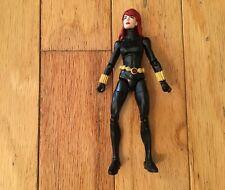 Marvel Legends Retro Black Widow Action Figure Loose