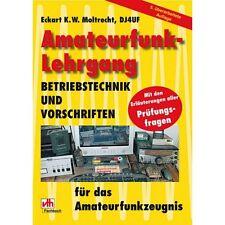 Amateurfunklehrgang Betriebstechnik und Vorschriften