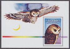 UGANDA - 1985 Birth Bicentenary of John J Audubon - 1st issue MS - UM / MNH