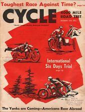 1952 December Cycle - Vintage Motorcycle Magazine