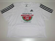 Adidas Hunter Vision Watermelon 5k Running Shirt sz XS, Extra Small