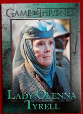 GAME OF THRONES - Season 5 - Card #59 - LADY OLENNA TYRELL - Rittenhouse 2016