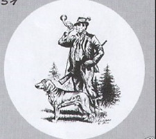 Reserveradhülle Radhülle Jäger Jagd Hund Suzuki Jimny RAV SJ413 Ersatzrad Hülle