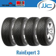 4 x Uniroyal RainExpert 3 Wet Road Rain Tyres 155/70/13 75T (155 70 13)