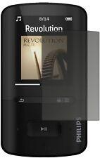Lámina protectora para Philips sa4vbe04kn12 GoGear Vibe con privacidad mirada de protección