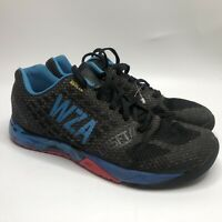 Reebok Crossfit Womens Size 9 WZA Shoes CR5FT Nano 5.0 Kevlar Black Blue Train