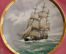 SOVEREIGN OF THE SEAS PLATE THE GREAT SHIPS OF THE GOLDEN AGE OF SAIL D GARDNER
