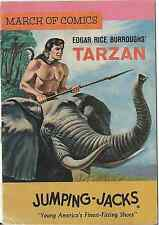 MARCH OF COMICS 286 TARZAN G/VG RARE GIVEAWAY PROMO 1966 PROMOTIONAL
