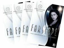 Farscape Complete Series 15Th Anniversary Edition Complete Seasons 1, 2, 3 & 4