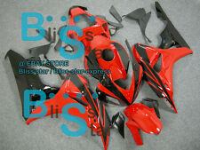 Red Glossy INJECTION Fairing Kit Fit Honda CBR1000RR 2006-2007 43 A2