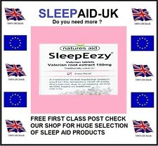 50  VERY STRONG ANTI ANXIETY TABLETS SLEEPING PILLS SEDATIVE SLEEP AID 150mg..