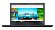 "Lenovo ThinkPad t470p Panther 14,1"" FHD i7-7700hq 16gb 512gb-ssd-m.2 NUOVO UC/IVA"
