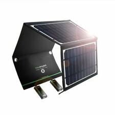 Portable Solar Panel Charger PowerPack 16W 2 Port USB Universal Phone Devices