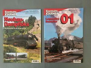 EISENBAHN JOURNAL Sonder-Ausgabe 2/2006, 4/2006   2 Hefte
