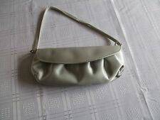 Ladies Accessorize Grey Clutch Bag