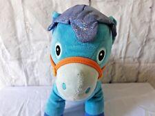 Sparky-Plush-Disney-Sheriff-Callies-Wild-West-Blue-Sparkle Horse Stuffed Animal