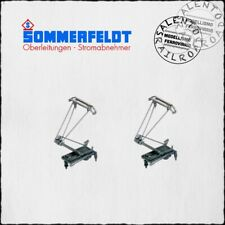 Sommerfeldt 938 Coppia pantografi monobraccio per SBB R