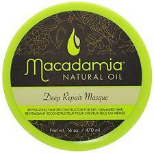 Macadamia Natural Oil Deep Repair Masque, 16 Ounce