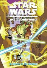 Star Wars: The Clone Wars - In Service of the Republic (Star Wars: Clone Wars (D