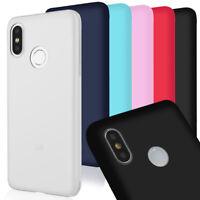 Silikon Handyhülle für Xiaomi Mi 8 Xiaomi Mi 8 Lite Soft TPU Cover Handytasche